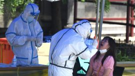 Beijing Braces For Second Wave of Outbreak