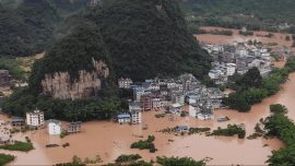 China Censors Data On Dam, Amid Rising Floods; Xi's Military Orders Suggest Breaks In the Party