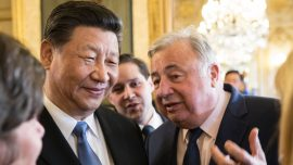 Senator Questions France's Ties to Wuhan