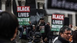 Black Lives Matter Network Disavows Local Organizer After Incendiary Comments