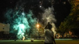 NYC to Launch Fireworks Task Force