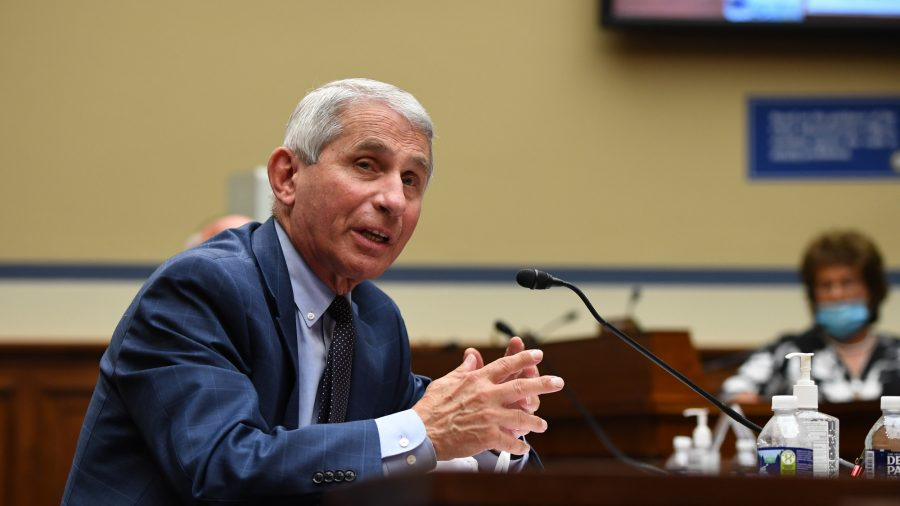 Fauci Blames Rise in COVID-19 Cases on States Not Following Guidelines Well
