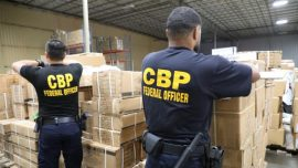 CBP Detains 13 Tons of Hair Products From China Over Suspected Forced Labor