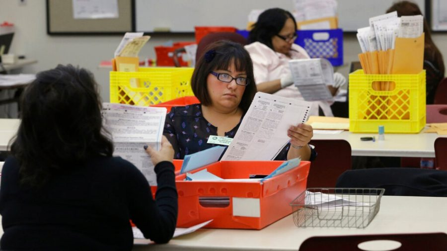 California Rejected 100,000 Mail-In Ballots Because of Mistakes