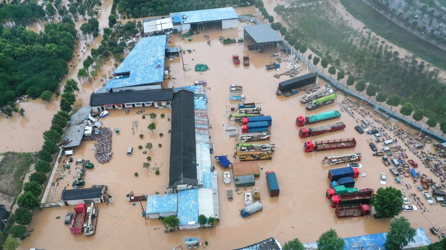 China In Focus (July 8): Deadly Flood In China Affects Millions