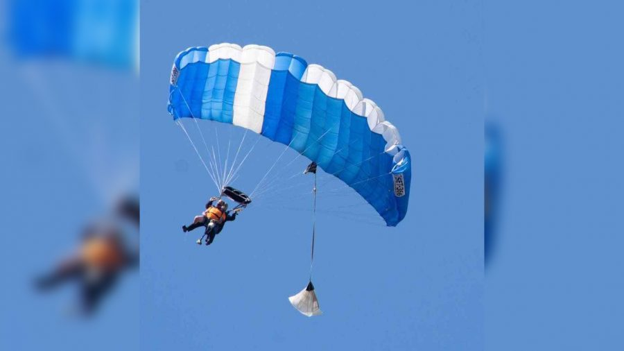 A Farmer Found a Skydiver's Missing Prosthetic Leg in a 110-Acre Soybean Field