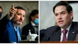 China Sanctions US Officials, Including Rubio and Cruz