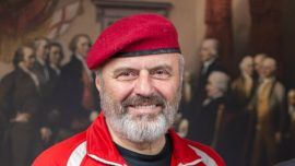 Curtis Sliwa Talks Fending Off Looters and Protecting New York City