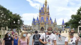 Florida Breaks Single-Day Record of CCP Virus Infections as Disney World Reopens