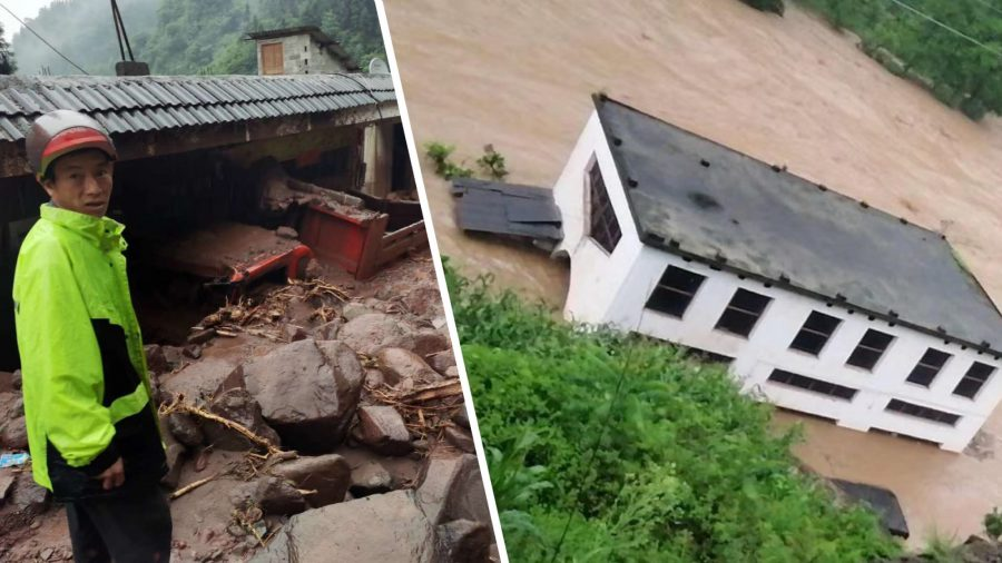 China in Focus (July 2): Chinese Residents Face Floods, Mudslides