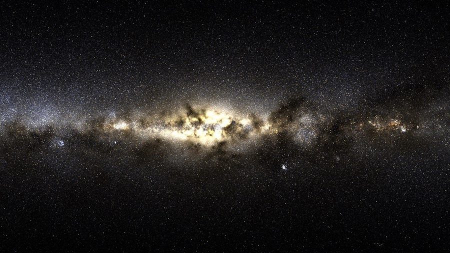 New Stars Found in the Milky Way Were Born Outside of It, According to Study