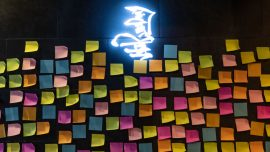 Hong Kong Shops Resort to Creative Protest Means