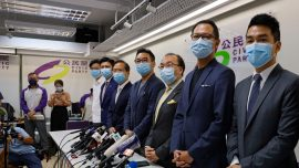 Hong Kong Government Mass Disqualifies 12 Pro-Democracy Candidates From Election