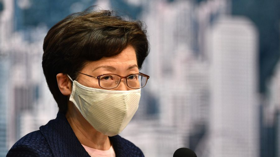 Hong Kong Chief Executive Postpones Election One Year in Unprecedented Move