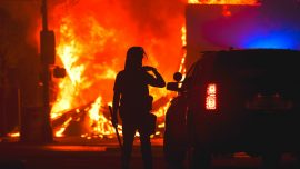 Human Remains Found in Minnesota Pawn Shop That Was Burned Down During Violent Riots