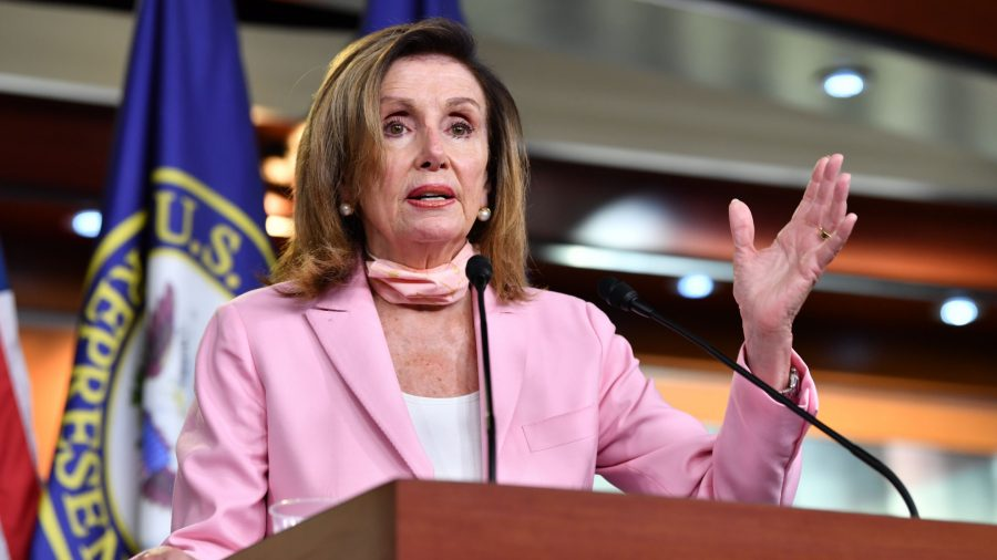 'Time Is Running Out' on Pandemic Stimulus Bill, Says Pelosi