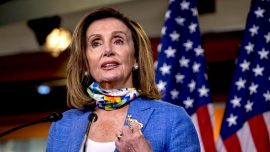 Pelosi Plans Law to Limit Pardons Following Roger Stone's Commutation
