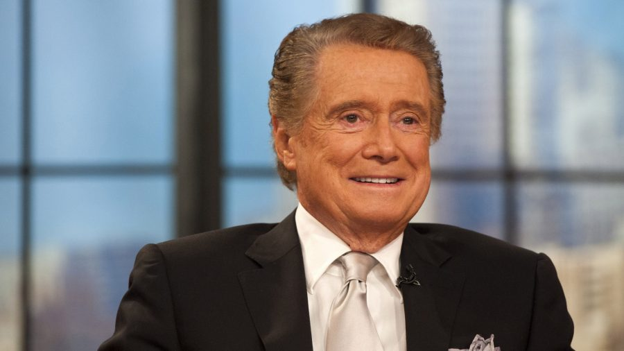Television Personality Regis Philbin Dies at 88