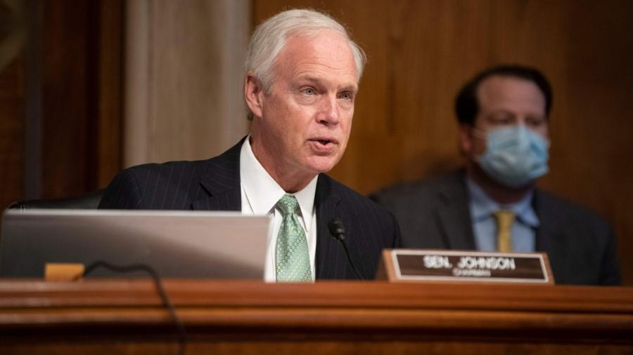 Sen. Ron Johnson: Republicans Blocking Subpoenas of Comey, Brennan