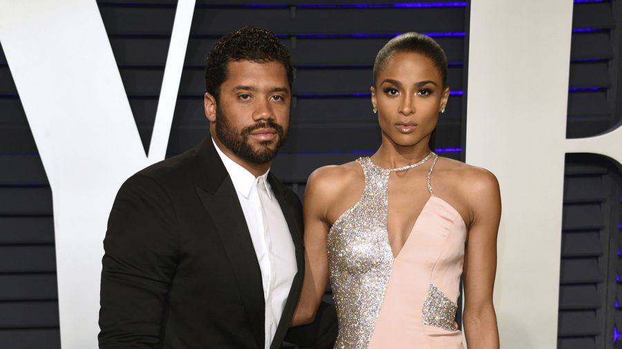 Seahawks QB Russell Wilson, Wife Ciara Welcome Baby Boy