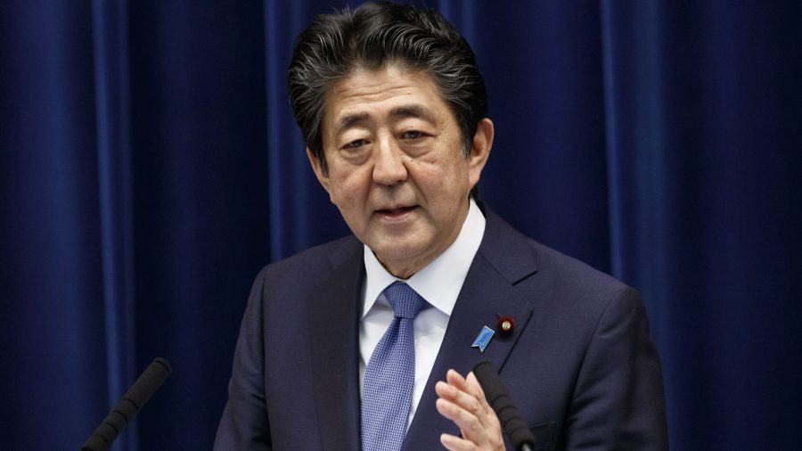 Japanese Prime Minister Shinzo Abe Announces Resignation Due to Health Issues