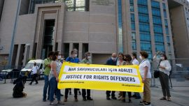 Turkey Convicts Human Rights Activists on Terror Charges