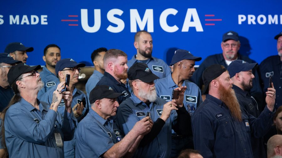 USMCA Expected to Bring Some Relief From Pandemic Economic Woes