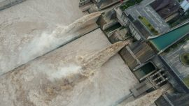 Cracks and Structure Problems in Three Gorges Dam; Xi Sends Veiled Message; Third Wave Hits Chongqing