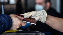 China Tightens Passport Control