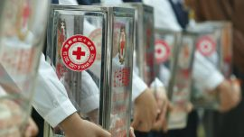 Expert On Distrust Surrounding China's Red Cross