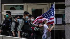 US Calls Out Chinese Regime's 'Orwellian Censorship' on Hong Kong