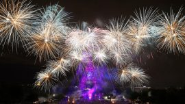 France Celebrates Scaled-Down National Day
