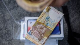 Is Hong Kong's Currency Peg at Risk?