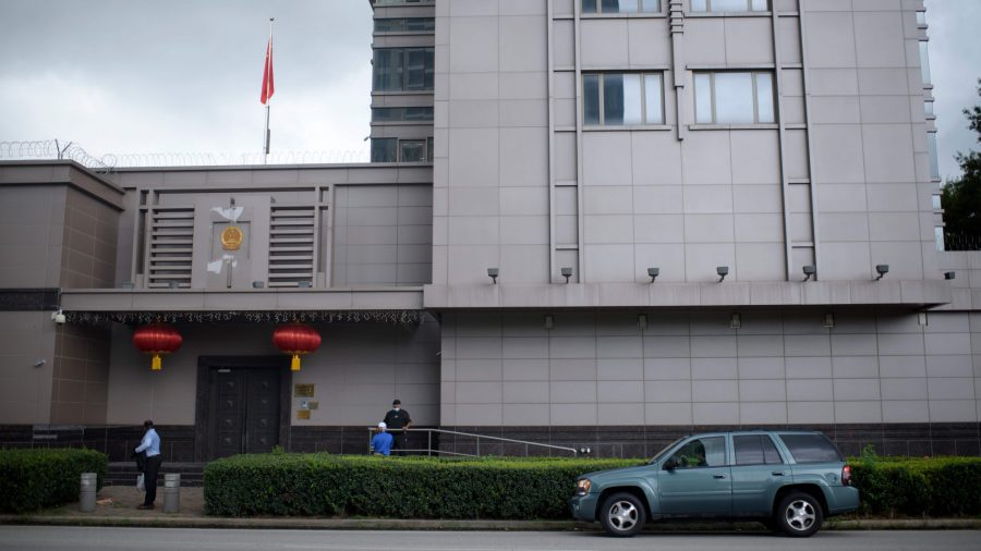 How Chinese Diplomatic Missions Covertly Work to Subvert the United States