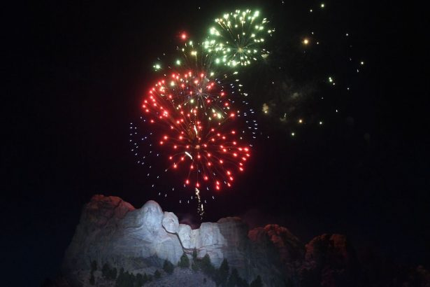 fireworks south dakota