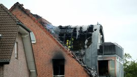 3 Killed in Small Plane Crash in Western Germany