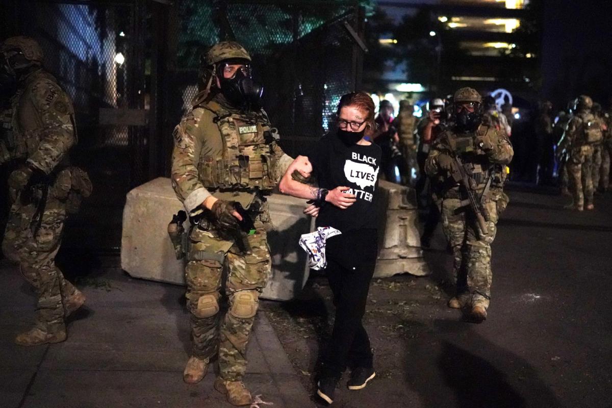 portland-arrest