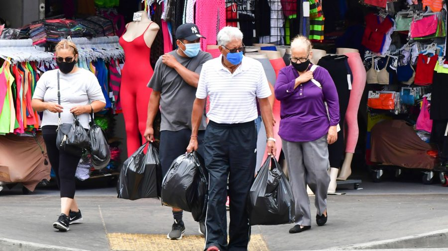 Consumer Spending Rises As Incomes Fall, Giving Mixed Picture of Economic Recovery