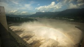'Three Gorges Dam' Causes Concern, Chinese Expert Claims Atomic Bomb Couldn't Destroy Dam