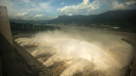 China in Focus (Aug. 18): Three Gorges Dam to Face Biggest Threat Yet