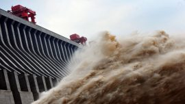 Three Gorges Dam Braces For More Flooding
