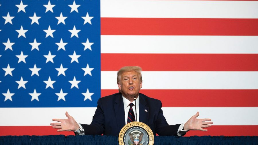 Trump Calls On Recovered Americans to Donate Blood Plasma to Combat COVID-19