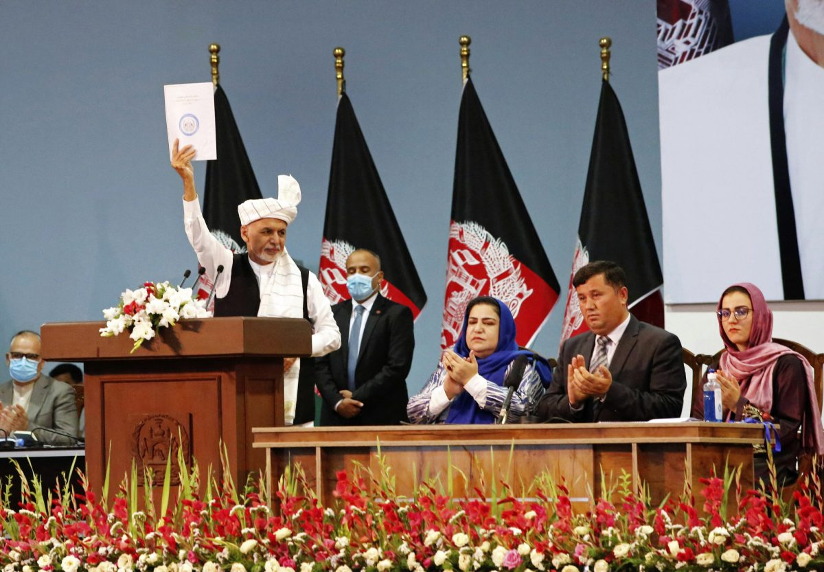 Afghan preseident