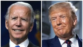 Moderators Announced for Trump-Biden Presidential Debates