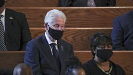 Bill Clinton Denies Being on Epstein's Island After Release of Documents From Alleged Victim