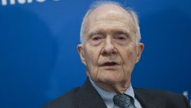 Former U.S. National Security Adviser Scowcroft Is Dead at 95