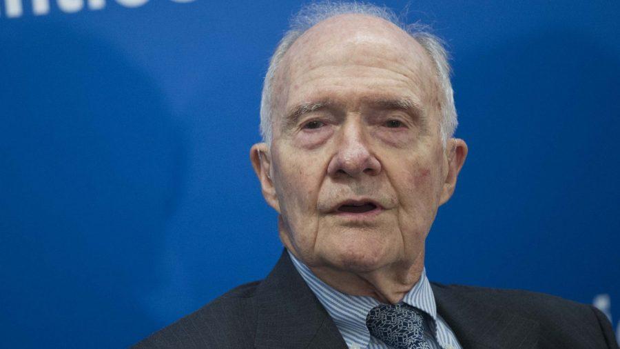 Former U.S. National Security Adviser Scowcroft Is Dead at 95