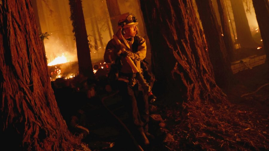 California Gov. Urges Residents to Flee as Wildfires Become Some of Largest in State History