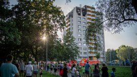 Czech Apartment Fire Kills 11, Including Three Children: iDNES.cz