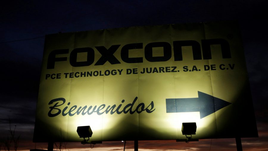 Foxconn, other Asian firms consider factories in Mexico